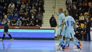 Osasuna Magna 1-6 Barça Lassa: Prestigious win in Pamplona