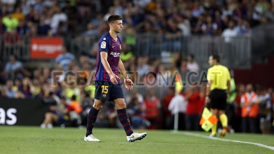صور مباراة : برشلونة - جيرونا 2-2 ( 23-09-2018 )  99533899