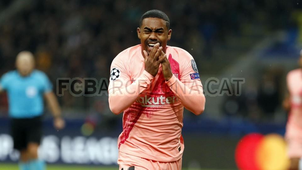 صور مباراة : إنتر ميلان - برشلونة 1-1 ( 06-11-2018 )  102164555