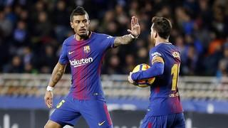 Reial Societat 2 - FC Barcelona 4