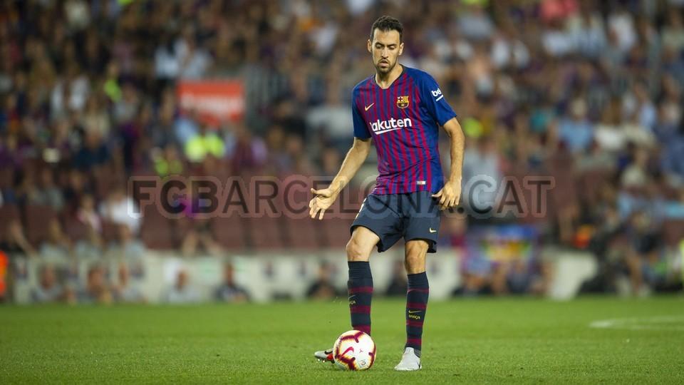 صور مباراة : برشلونة - جيرونا 2-2 ( 23-09-2018 )  99551820