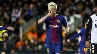 València - FC Barcelona (3 minuts)