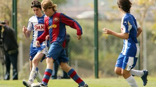 The best goals of first team players in the Academy