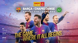 Joan Gamper: Barça vs Chapecoense