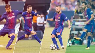 Tots els gols de pretemporada 2017/18