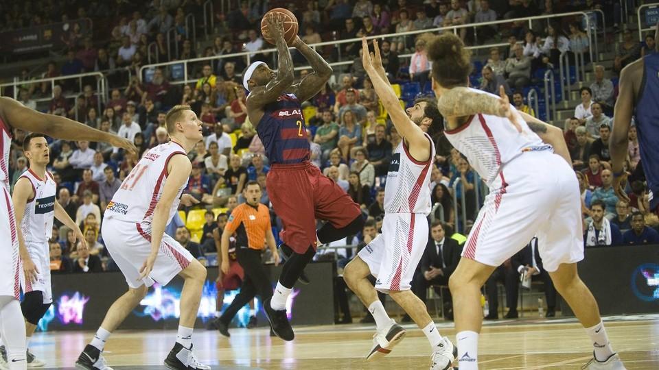 Kết quả hình ảnh cho ACB: FC Barcelona Lassa vs Tecnyconta Zaragoza