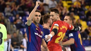 FC Barcelona Lassa - Llevant UD FS: A win for the new leaders (4-0)