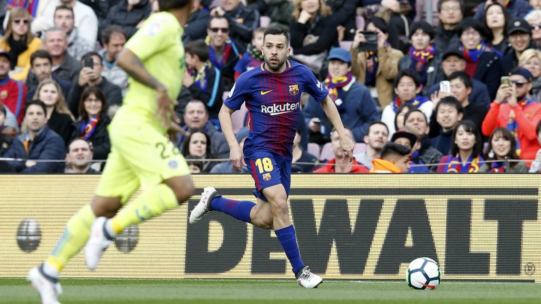 [Ảnh] Barça - Getafe (0-0)