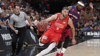 València Bàsket 67 - FC Barcelona Lassa 64 (Play-off ACB)