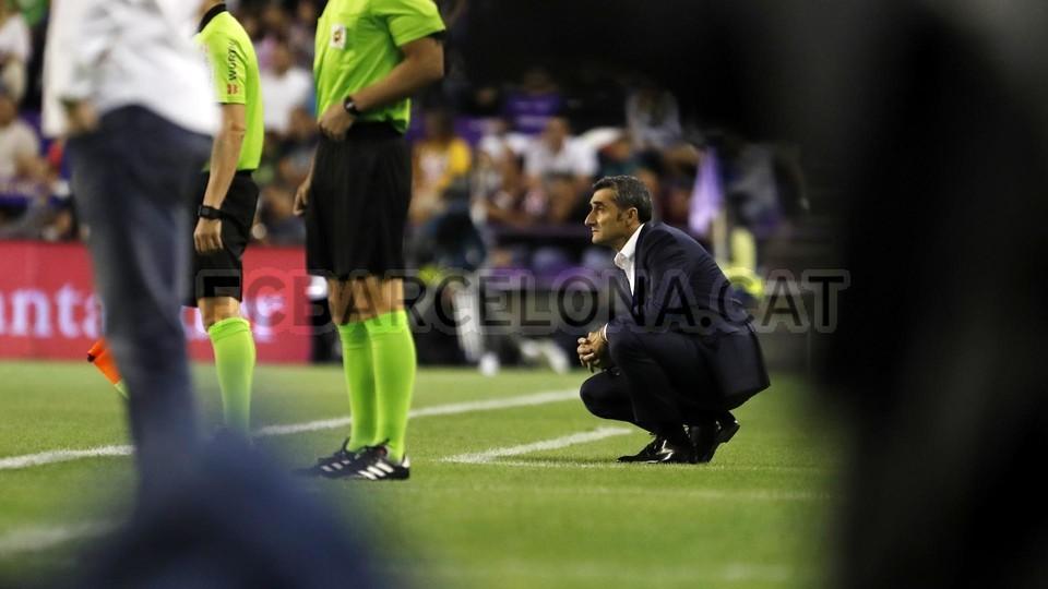 صور مباراة : بلد الوليد - برشلونة 0-1 ( 25-08-2018 )  96710223