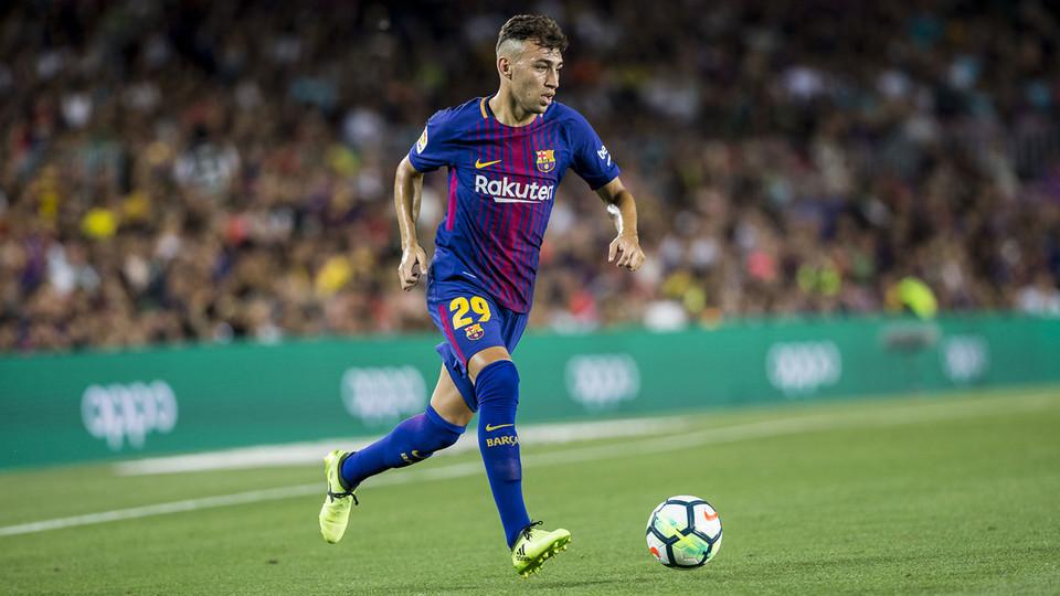 Season Ticket Loan >> Club reach agreement for Munir's loan move to Alavés - FC Barcelona