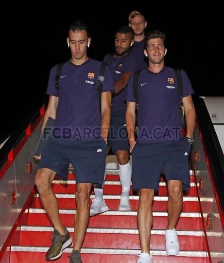 هكذا كانت الرحلة من برشلونة إلى سان سيباستيان 98423304