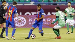 Look back at Rafinha's wonderful gol in Doha