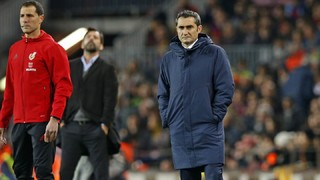 Valverde: 'We were able to compete well'