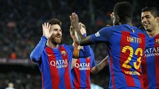 Messi lidera una goleada para creer