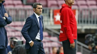 Valverde: 'It was a weird game'