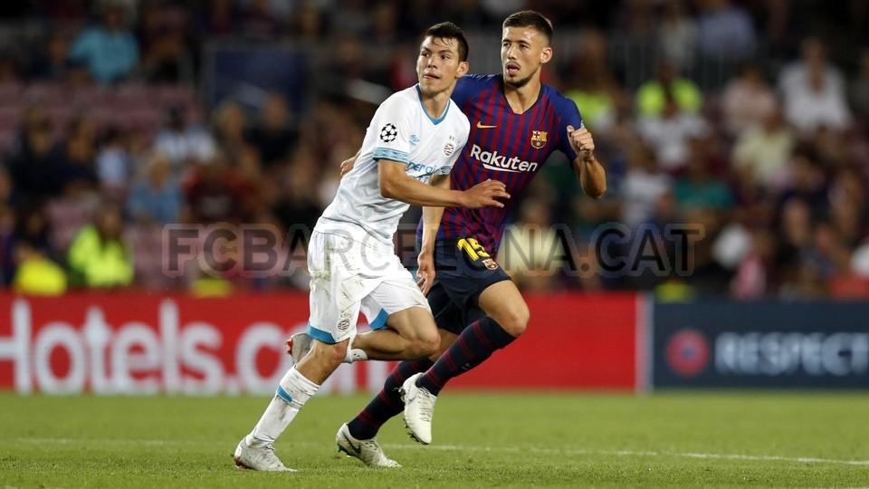 صور مباراة : برشلونة - PSV إندهوفن 4-0 ( 18-09-2018 )  98901840