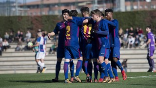 Juvenil B - CE Sabadell: Victoria competida (3-1)