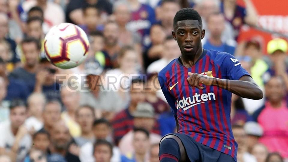 صور مباراة : برشلونة - بوكا جونيورز ( 16-08-2018 )  96024144