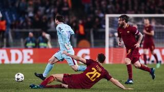 Roma 3 - FC Barcelona 0