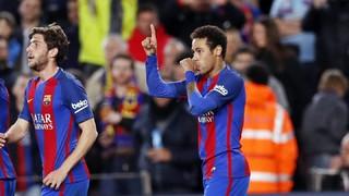 Neymar Jr y su exhibición estelar contra el RC Celta de Vigo