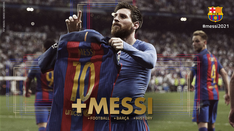 VIDEO The Very Best Of Leo Messi In The 2016 17 Season