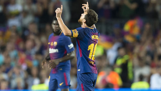 FC Barcelona's first team to make their 2017/18 La Liga debut against Betis on Sunday in a match dedicated to the victims of the attacks in Barcelona and Cambrils