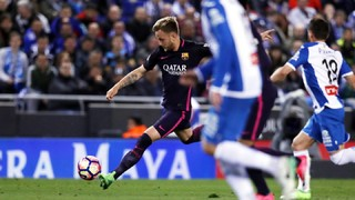 Espanyol 0 - FC Barcelona 3 (1minut)