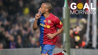 GOAL MORNING!!! The magic of Thierry Henry...