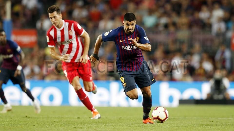 صور مباراة : برشلونة - جيرونا 2-2 ( 23-09-2018 )  99533905