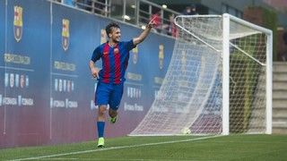 Juvenil A 1 - Zaragoza 0