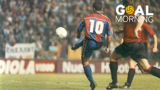 Goal Morning! Romario vs Osasuna