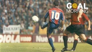 Goal Morning! O'Rei del gol