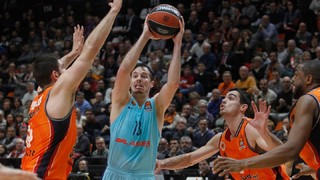 València Basket 81-76 Barça Lassa: Not for want of trying