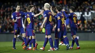 València - FC Barcelona