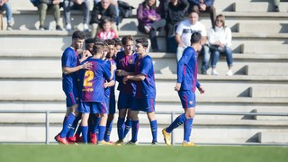 FCB Masia-Academy: Top 5 goals 18-19 November