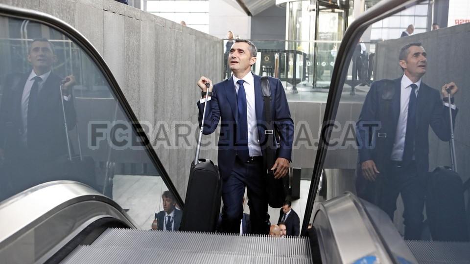 صور مباراة : ليغانيس - برشلونة 2-1 ( 26-09-2018 ) 99848531