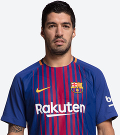 Luis Suarez Is Synonymous With Goals Scoring Them And Creating Them The Barca Number  Has A Fighting Quality That Makes Him A Winner Through And Through