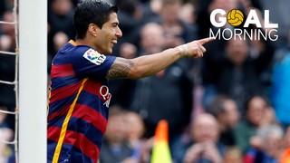 Goal Morning: Avui és dia de derbi. Recordes aquest gol de Luis Suárez?