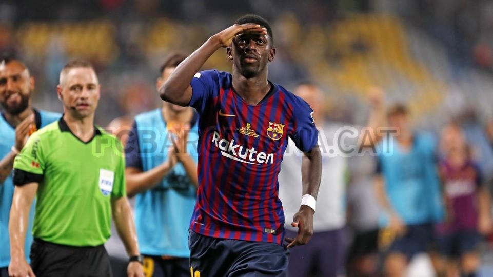صور مباراة : برشلونة - إشبيلية 2-1 ( 13-08-2018 )  95786069