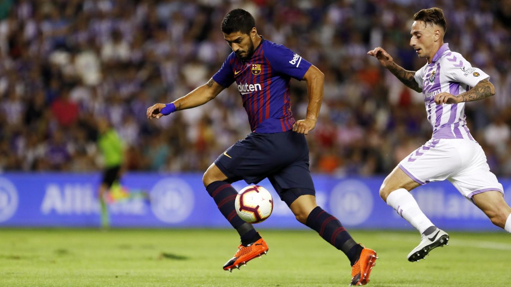 صور مباراة : بلد الوليد - برشلونة 0-1 ( 25-08-2018 )  96710229