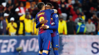 Mamelodi Sundowns 1 - FC Barcelona 3