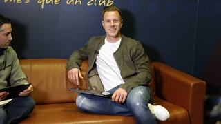 Ter Stegen: The Atlético game will be hard, but we will go for the win