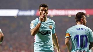 """Luis Suárez: """"Marxem amb la sensació de merèixer més"""""""