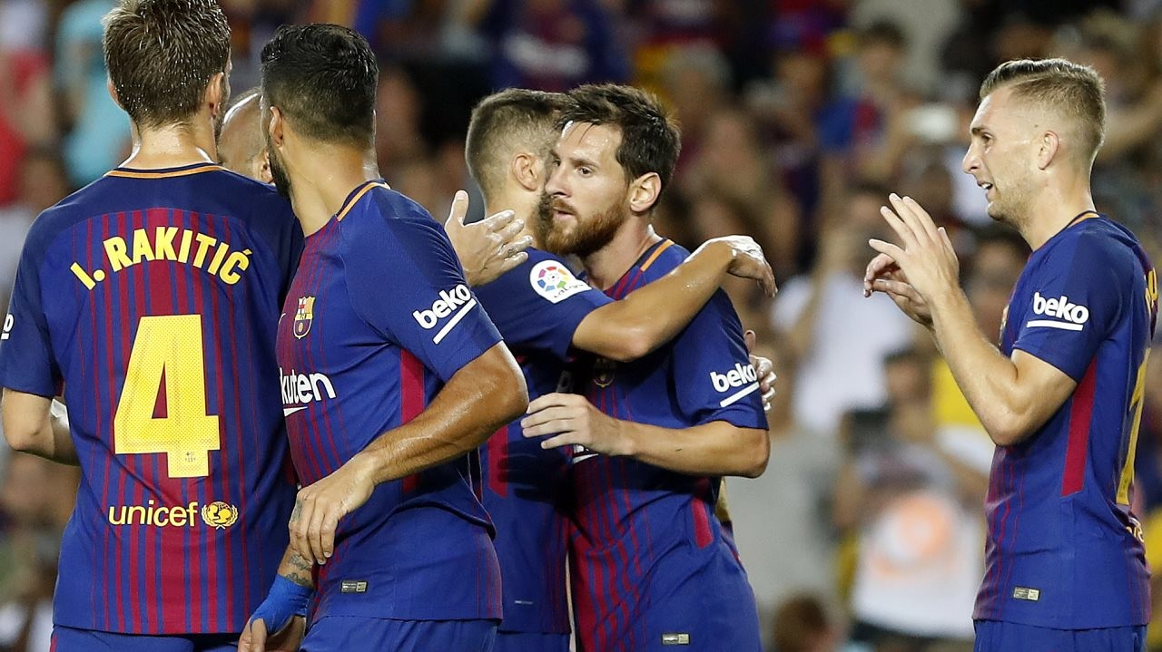 Ernesto Valverde's men travel to Madrid seeking to overturn a first-leg deficit following a 3-1 loss at the Camp Nou in the Spanish Super Cup