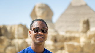 Patrick Kluivert presents partnership with Emirates NBD Egypt
