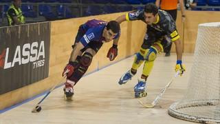 FC Barcelona Lassa – Caldes Recam Láser: Estrena amb victòria (4-0)