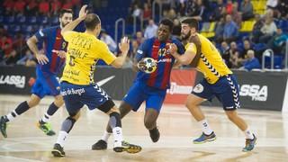 Villa de Aranda 32 - FC Barcelona Lassa 39 (Liga Asobal)