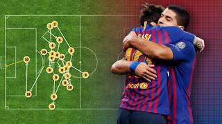 L'1-3 davant el Tottenham, un gol amb ADN Barça