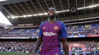 La présentation des joueurs, la fête du Gamper, les supporteurs en folie... Revivez la journée de mercredi au Camp Nou
